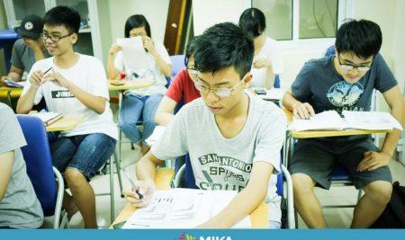 Ngữ pháp tiếng Anh lớp 9